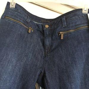 New Michael Kors Skinny Jeans Sz 8
